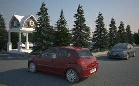 Parking Peatonal